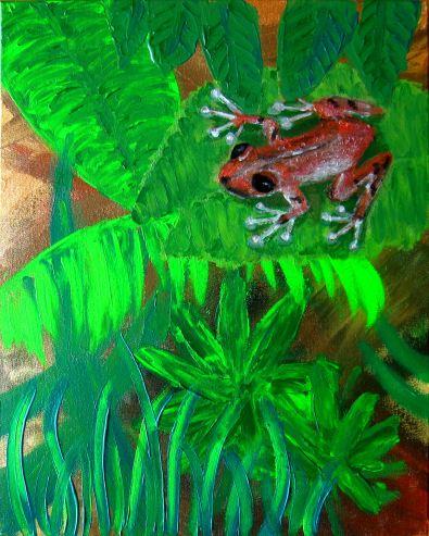 coqui frog1